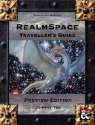 REALMSPACE Traveller's Guide - PREVIEW EDITION