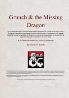 Grunch & The Missing Dragon