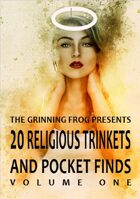 Religious Trinkets and Pocket Finds Vol 1