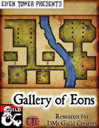 Gallery of Eons - Stock Art