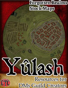 Yûlash - Forgotten Realms Stock Maps