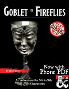 The Goblet of Fireflies - Adventure