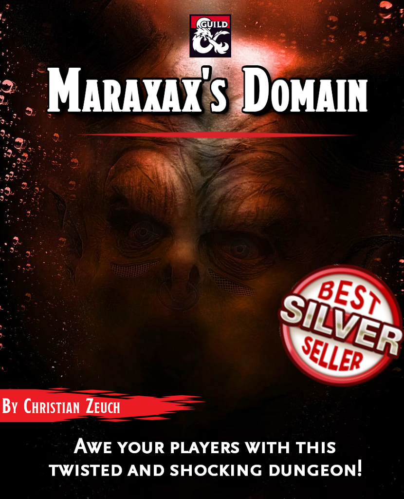 Maraxax's Domain Cover