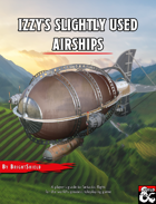 Izzy's Slightly Used Airships