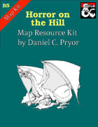 DM Notes & Maps for Horror on the Hill Maps