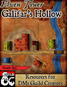 Galifar's Hollow - Stock Art