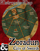 Zoradun - Stock Art