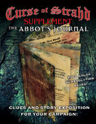 Curse of Strahd: The Abbot's Journal