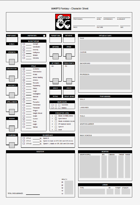 WARPS Fantasy Character Sheet