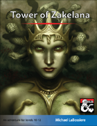 Tower of Zakelana