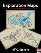 Exploration Maps - FREE