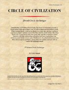 Druid Circle: Circle of Civilization
