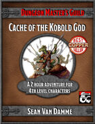 Cache of the Kobold God