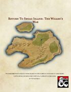Return to Senag Island: The Wizard's War