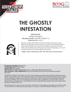 CCC-BMG-26 CORE 3-2 The Ghostly Infestation