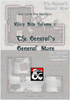 Shiny Bits Vol. 1: The General\'s General Store (PDF)