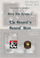 Shiny Bits Vol. 1: The General's General Store (FG)