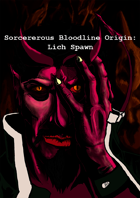 Sorcerer Bloodline: Lich Spawn (5th Ed.)
