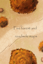 5 Forest and roadside maps