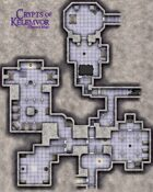 Crypts of Kelemvor Color Map for VTTs