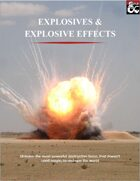 Explosives and Explosive Effects Supplement