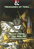 Treasures of Toril: 66 Magic Items of the Realms