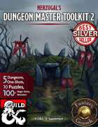 Nerzugal's Dungeon Master Toolkit 2 (Fantasy Grounds)