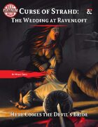 Curse of Strahd: The Wedding At Ravenloft