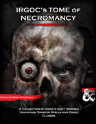 Irgoc's Tome of Necromancy