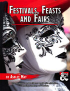 Festivals, Feasts & Fairs