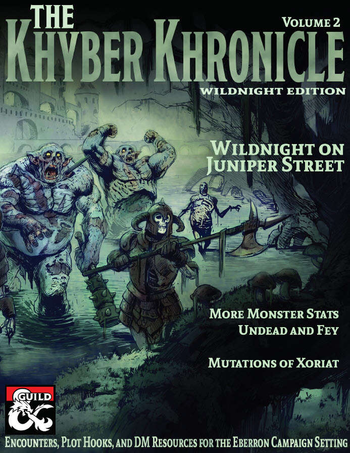 Khyber Khronicle Volume #02
