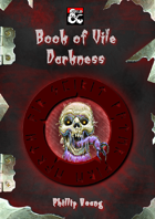 Book of Vile Darkness (5E)