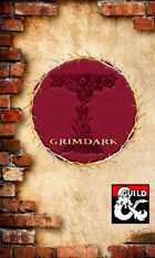 Grimdark: A Sneak Peek
