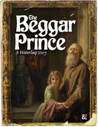 Sandbox: The Beggar Prince - A Waterdeep Adventure