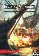 Captains and Cannons (Fantasy Grounds)