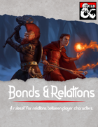 Bonds & Relations