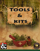 Tools & Kits Detailed Items