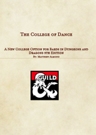 Bard College: College of Dance (5e)
