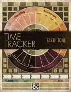 Time Tracker (Earth Tone)