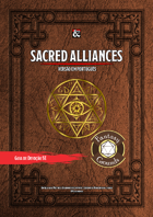 Sacred Alliances for Fantasy Grounds — Português