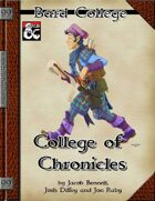 Bard College - College of Chronicles