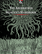 The Aberration Hunter's Handbook