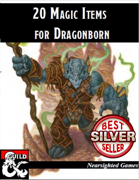 20 Magic Items for Dragonborn