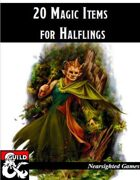 20 Magic Items for Halflings