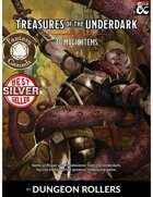 40 Magic Items - Treasures of the Underdark (Fantasy Grounds)