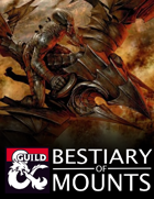 Bestiary of Mounts (5e)