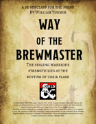 Way of the Brewmaster
