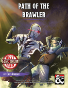 Brawler A Path for Barbarians