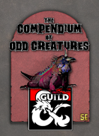 {B5} The Compendium of Odd Creatures