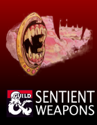 Sentient Weapons (5e)
